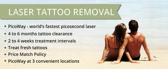 Laser tattoo removal Sydney