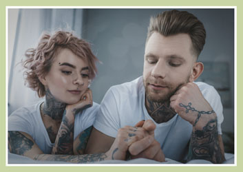 Tattoos and Relationships