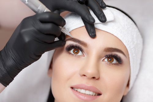 Safe eyebrow tattoo removal sydney