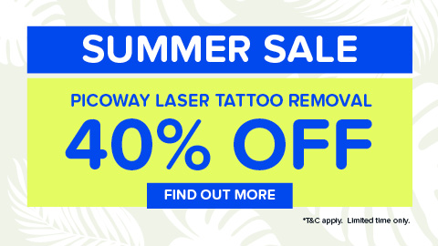 Eden Tattoo Removal Specialist - 40% off - Liverpool, Hurstville & Sans Souci